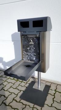 comodul COMPACT | Hundetoiletten Station