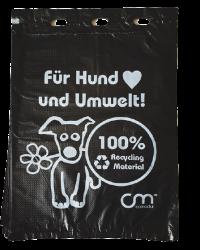 Recycling Hundekotbeutel  comodul ÖKO-PICOBELLO  2000 Stück