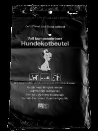 Maisstärke Hundekotbeutel kompostierbar | comodul BIOBELLO 1000 Stück