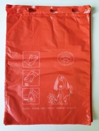 Hundekotbeutel | comodul PICOBELLO - ROT 1000 Stück